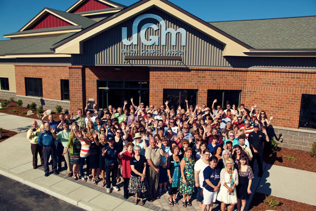 the staff of UGM share some core values
