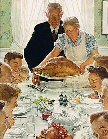 Norman_Rockwell_Thanksgiving_family