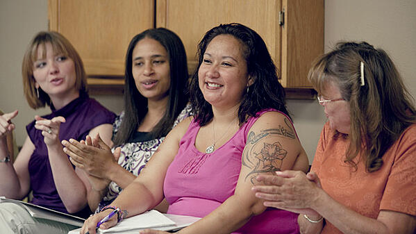 Support groups are one way Aftercare helps people maintain ongoing recovery.