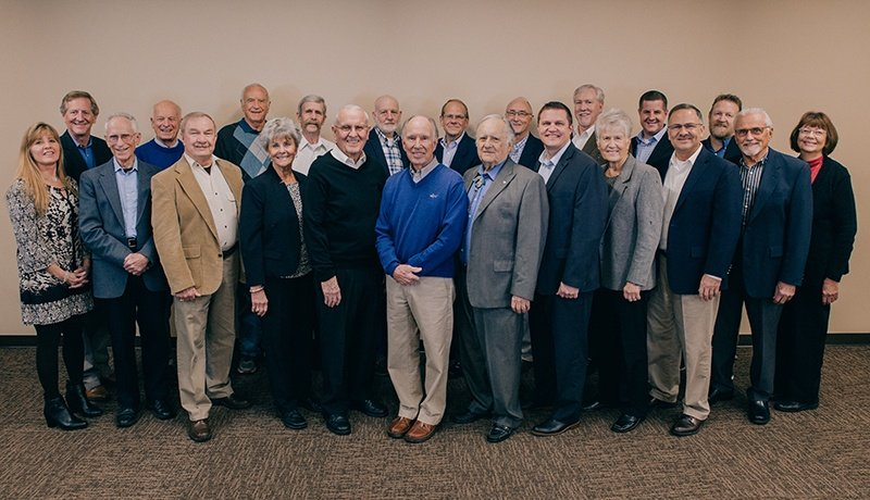 2017 Association Board
