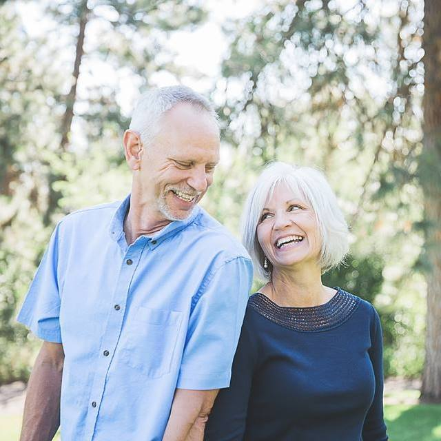 Gwen has been married to Rick for 37 years.