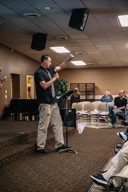 At UGM, Nicholas saw Christ-like people that were true friends instead of just hypocrites.