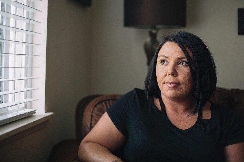 Jocelyne and trauma recovery