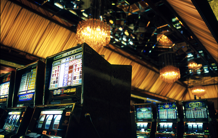 When Kari was homeless, she hung out in casinos to stay warm.