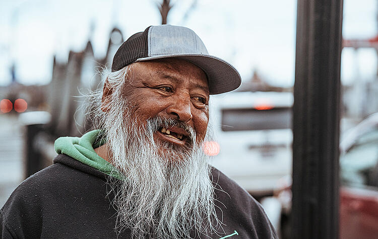 Development work that is truly loving and compassionate must give the homeless opportunities to escape various forms of poverty that will lead to them flourishing as a person.