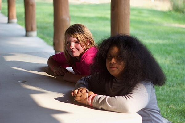 Emily and Annety were a bit shy and their cabin leaders weren't sure how the other girls would respond to them. They were lovingly accepted because of how God transforms hearts at UGM Camp.