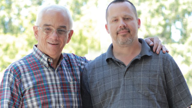 Ken and Dean - Pastor to the Homeless