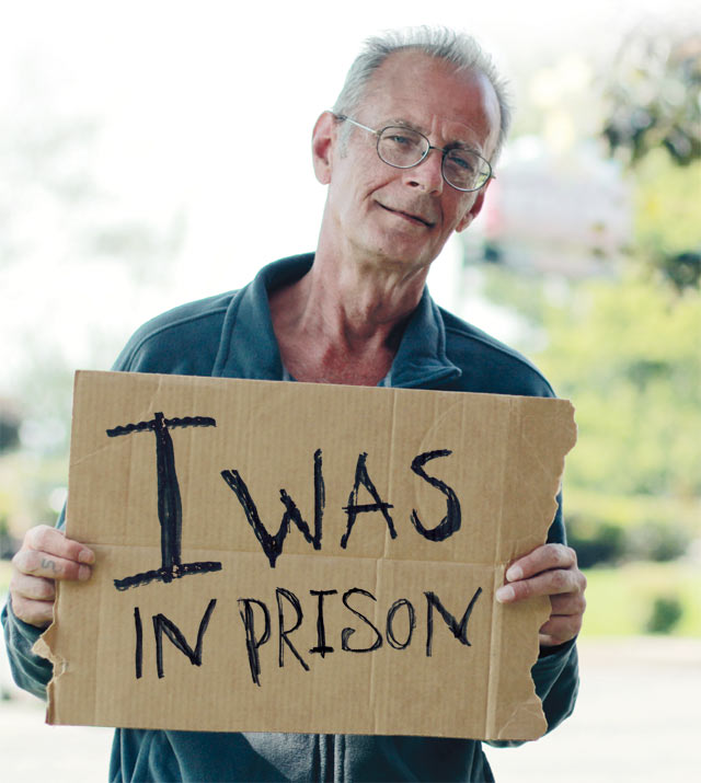 Paul - I Was in Prision