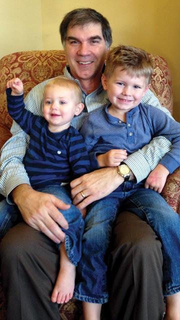 Phil Altymeyer and Grandsons
