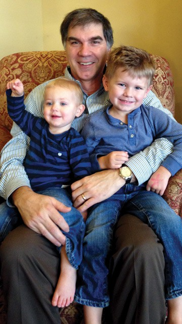 Phil Altymeyer and Grandsons