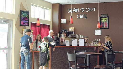 Coffee for Kids - Donations - Sould Out Cafe