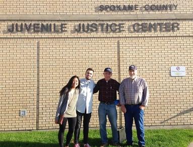 Juvenile-Detention-team