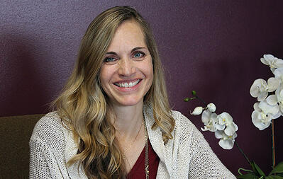 Kirste is the LIFE Recovery Intake Counselor at the UGM Center for Women and Children
