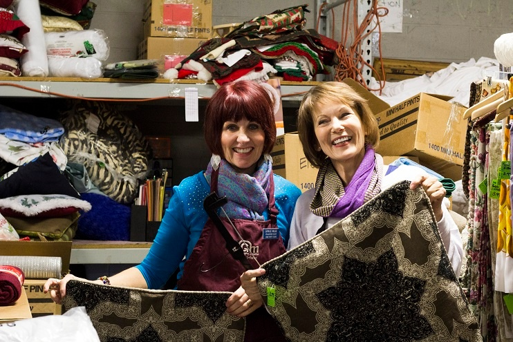 Thrift Store volunteers make just as big an impact as volunteers in other UGM ministries. Plus they have a lot of fun!