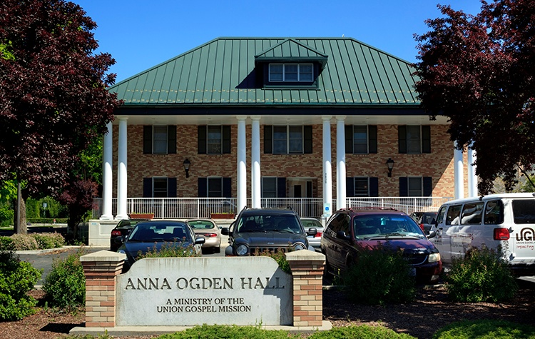 Anna Ogden Hall doubled in size in a 1996 project after bursting at the seams for several years before UGM could overcome the legal hurdles.