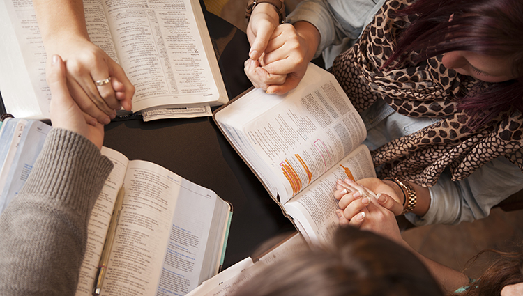 The Bible gives us the truth that is able to transform from the inside out.