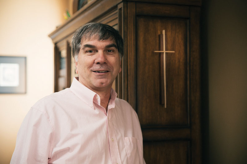 Phil Altmeyer talks about how the Bible makes clear God's heart for the poor.