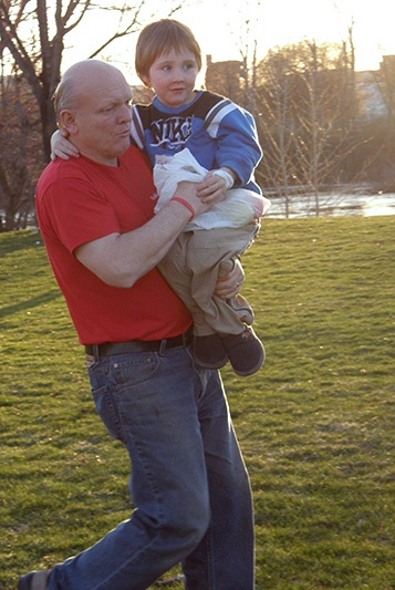 Ron Hauenstein was moved to start the Spokane Fatherhood Initiative by the many fatherless children he saw at the UGM Crisis Shelter for Women and Children.