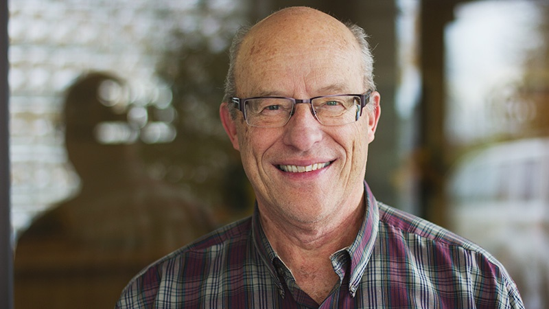 Sonny Westbrook is the Director of Ministries for UGM. He urges us be thankful for God's constant blessings.