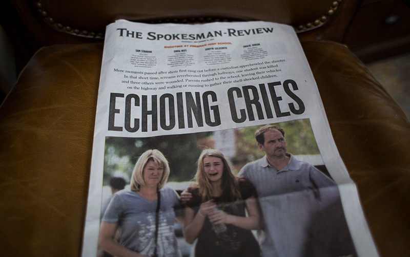 The Freeman High School shooting stunned Spokane and the entire region.