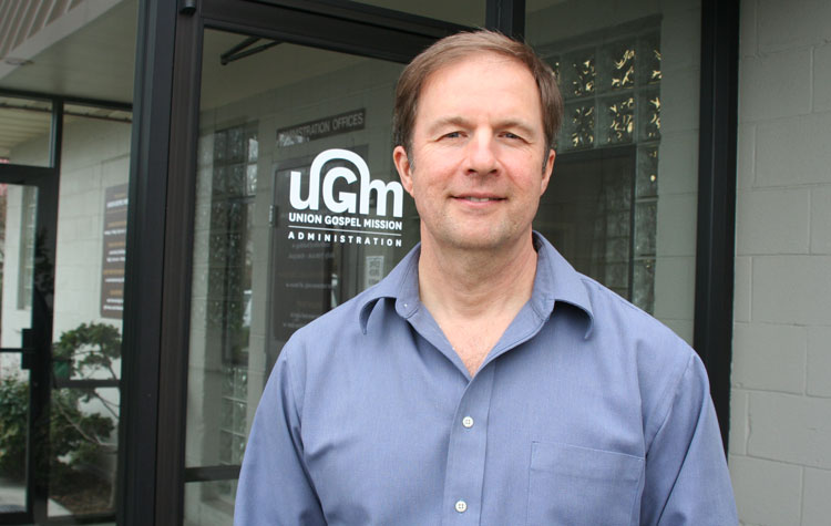 Greg Barclay has been director of volunteers at UGM since 2005.