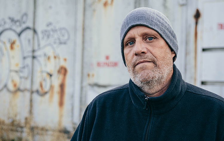 Jeff needed more than food and shelter to escape homelessness.