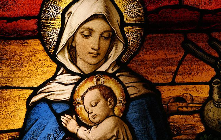mary-and-jesus