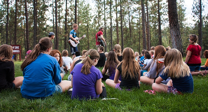 All children who attend UGM Camp are exposed to the Gospel and God's great love for them.