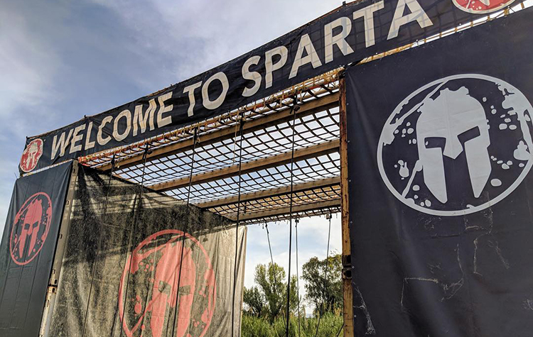 Jonathan Bonetti is doing a Spartan ultra race to raise funds and awareness for the Union Gospel Mission.